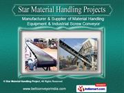 Roller Conveyors by Star Material Handling Project, Delhi