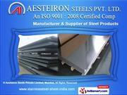 Steel Plates by Aesteiron Steels Pvt. Ltd., Mumbai, Mumbai