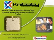 Barcode Card by Knitcity Graphics Private Limited, Tiruppur
