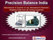 Laboratory Balances by Precision Balance India (Kolkata), Kolkata