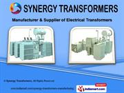 Electrical Transformers by Synergy Transformers, Keshod