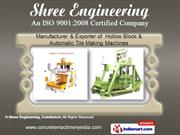 Tile Mixer by Shree Engineering, Coimbatore, Coimbatore