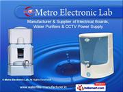 RO Spare Parts by Metro Electronic Lab, New Delhi