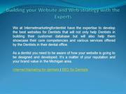 Building your Website and Web strategy with the Experts