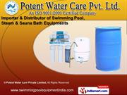 Swimming Pool Heat Pump by Potent Water Care Pvt Ltd, Delhi
