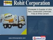 White Cement & Putty by Rohit Corporation, Vadodara