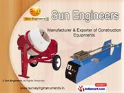 Cement & Concrete Testing Equipments by Sun Industries, Ahmedabad