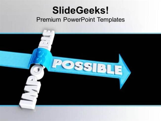 finance make it possible all things in life ppt template powerpoint