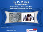Chain Link Wire Fencing by SP Wires, Pune