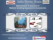 Wire Ropes Slings & Fittings by India Marine House, Vashi, Navi Mumbai