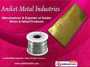 Solder Wire by Aniket Metal Industries, Pune, Pune