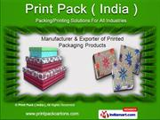 Printed Boxes by Print Pack (India), Faridabad