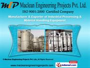 Pressure Vessels by Maclean Engineering Projects Pvt. Ltd., Noida