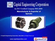 Pulleys by Capital Engineering Corporation, New Delhi, New Delhi