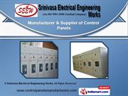 Control Centers by Srinivasa Electrical Engineering Works, Hyderabad