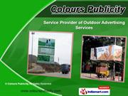 Media Advertising Solutions by Colours Publicity, Pune