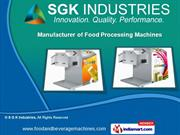 Vending Carts by S G K Industries, Hyderabad
