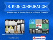 Mould Making Services by R. Kion Corporation, Mumbai