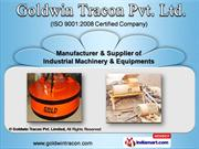 Hot Billet Shear by Goldwin Tracon Pvt. Ltd., Mumbai