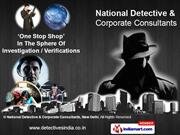 Litigation Support by National Detective & Corporate Consultants