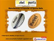 Leather Rugby Ball by Rebel Sports, Jalandhar, Jalandhar