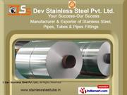 Stainless Steel Sections by Dev Stainless Steel Pvt.Ltd, Delhi