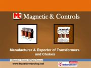 Automatic Voltage Regulator by Magnetic & Controls, Coimbatore