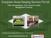 Housekeeping Services by Evergreen House Keeping Services Pvt. Ltd.