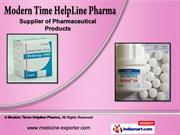 Modern Times Pharma Delhi India