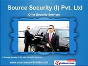 Intelligent Surveillance Systems by Source Security (I) Pvt. Ltd.