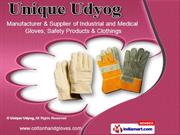 Cotton Hand Gloves by Unique Udyog, Pune