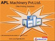 Semi Auto Round Screen Printing Machine by APL Machinery Pvt. Ltd.