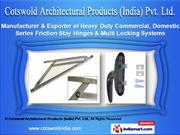 Detachable Handle by Cotswold Architectural Products (India) Pvt Ltd