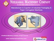 Flexographic Printing Machines by Neelkamal Machinery Company