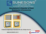 PCC Enclosures by Sunesons Engineering & Fabrications Pvt. Ltd.