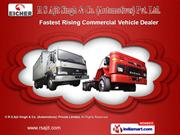 Eicher Bus Chassis by R S Ajit Singh & Co. (Automotives) Pvt.Ltd.