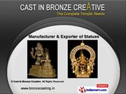 Bronze Statue by Cast In Bronze Creative, Kumbakonam