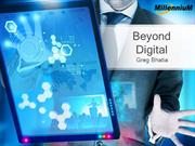 Beyond Digital - MCOM 2013