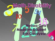 Math_Disability_power_point_final