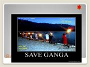 Save The Ganga