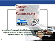 KUMARVENKATARAMAN LIFE LINES OF TRANSPORT AND COMMUNICATION 2