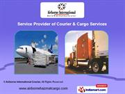 Logistics Solution by Airborne International Courier, Mumbai