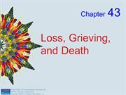 Loss, Grieving and Death PPT
