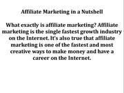 New Affiliate Marketing Tips Has Arrived