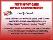 Fetch! Pet Care Slideshow
