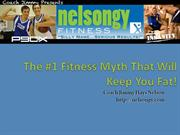 The #1 Fitness Myth That Will Keep You Fat!