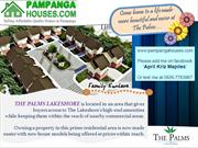 House and Lot For Sale in Pampanga The Palms Lakeshore