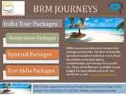 Honeymoon Travel Packages, India Tour Packages