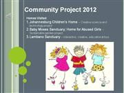 JCP Educational Community Project