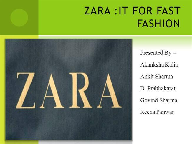Zara authorstream toneelgroepblik